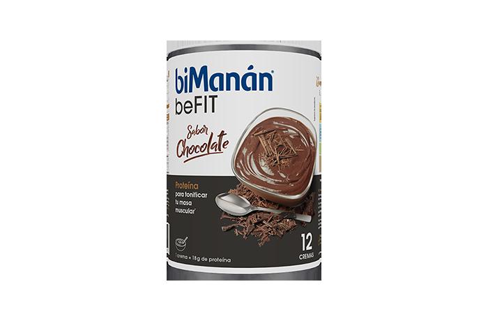 befit lata crema chocolate biManán