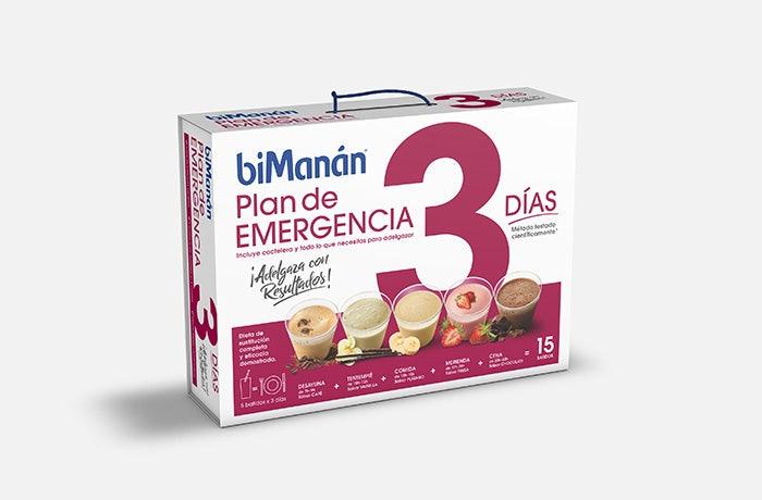 biManán 3dias caja