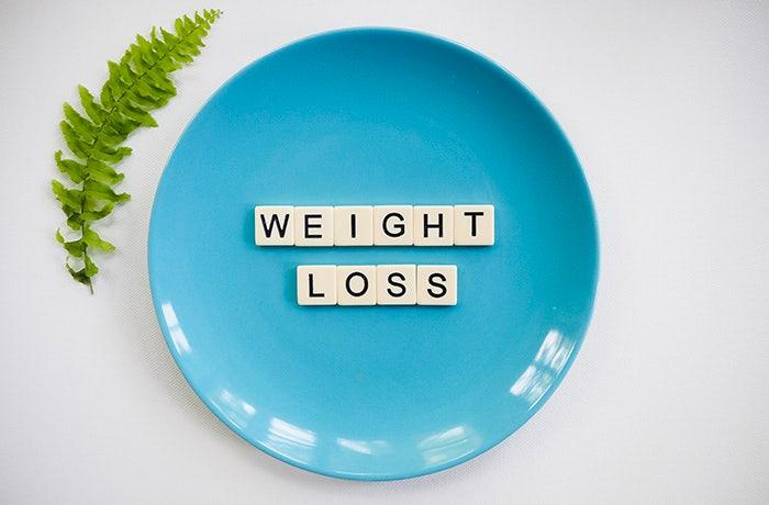perdida peso